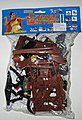 1/32 Caesar Knights & Chariots Playset (7 Knights, Shields, Weapons, 2 Chariots, 2 Horses, Cannon & Acc) (Bagged)