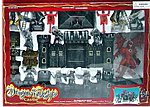 1/32 Dragon & Knights Castle Playset (Fort, Dragon, Knights & Acc) (Window Boxed)
