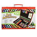 Art Adventure 106pc Set -- Art And Craft Miscellaneous -- #avs-544