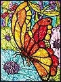 Foil Painting by Number Butterflies -- Scratch Art Metal Art Kit -- #fpbn-1