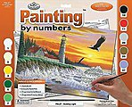 Adult PBN Guiding Light -- Paint By Number Kit -- #pal27