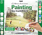 Adult PBN Augusta Golf -- Paint By Number Kit -- #pal29