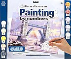 Adult PBN Tower Bridge -- Paint By Number Kit -- #pal31
