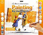 Adult PBN The Snowman -- Paint By Number Kit -- #pal37
