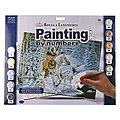 PBN Adult Large Whispering Winds -- Paint By Number Kit -- #pal42