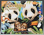 Junior PBN Endangered Animals 15x11-1/4 -- Paint By Number Kit -- #pjl8