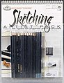 Sketching Artist Pack -- Paint By Number Kit -- #rd513