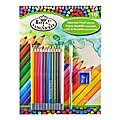 9x12 Watercolor Pencil Pad Set -- Watercolor Paint -- #rtn-105
