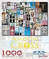 Sign of the Cross Crucifixes Collage Puzzle (1000pc)