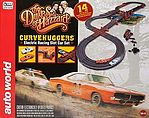 Dukes of Hazzard Race Set w/Jumps 10'