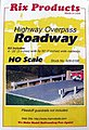 Roadway 50' Sections 4/ - HO-Scale (4)