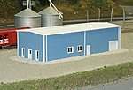 Prefab Warehouse -- Model Railroad Building Kit -- N Scale -- #5418003541-8003