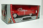 1959 Buick Electra 225 Convertible (Red) -- Diecast Model Car -- 1/18 scale -- #2598red