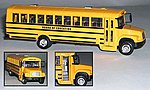 1/53 Yellow School Bus (Die Cast)