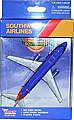Southwest Airlines (5'' Wingspan) (Die Cast)
