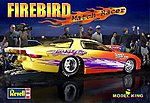 Firebird Match Racer Pro Stock Drag Car -- Plastic Model Car Kit -- 1/25 Scale -- #2059