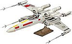 X-Wing Fighter -- Snap Tite Plastic Model Kit -- 1/29 Scale -- #85-1894