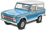 Ford Bronco -- Plastic Model Truck Kit -- 1/25 Scale -- #85-4320