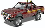 Datsun Off-Road Pickup -- Plastic Model Truck Kit -- 1/24 Scale -- #85-4321