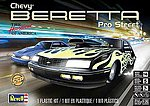 Chevy Beretta Pro-Street -- Plastic Model Car Kit -- 1/25 Scale -- #85-7168