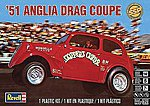 Anglia Drag Coupe -- Plastic Model Car Kit -- 1/25 Scale -- #851269
