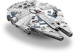 Millennium Falcon -- Snap Tite Plastic Model Figure -- #851633