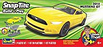 2015 Mustang GT -- Snap Tite Plastic Model Vehicle -- 1/25 Scale -- #851689