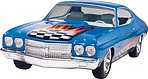 1970 Chevelle SS 454 -- Snap Tite Plastic Model Vehicle Kit -- 1/25 Scale -- #851932
