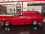 1953 Chevy Panel -- Plastic Model Car Kit -- 1/25 Scale -- #854189