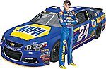 1/24 #24 Chase Elliot NAPA Auto Parts Chevy SS