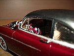 1950 Olds Coupe 2 n 1 -- Plastic Model Car Kit -- 1/25 Scale -- #854254