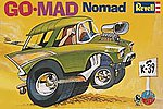 Dave Deal's Go-Mad Nomad -- Plastic Model Car Kit -- #854310