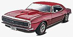 1967 Nickey Camaro -- Plastic Model Car Kit -- 1/25 Scale -- #854377