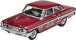 1964 Ford Fairlane Thunderbolt -- Plastic Model Car Kit -- 1/25 Scale -- #854408