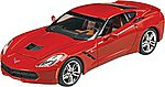 2016 Corvette Stingray -- Plastic Model Car Kit -- 1/25 Scale -- #854425