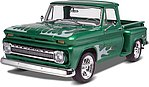 1965 Chevy Stepside Pickup 2'n1 -- Plastic Model Truck Kit -- 1/25 Scale -- #857210
