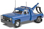 1977 GMC Wrecker -- Plastic Model Truck Kit -- 1/25 Scale -- #857220