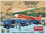 Teracruzer with Mace Missile -- Plastic Model Military Vehicle Kit -- 1/32 Scale -- #857812