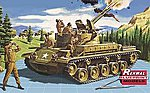 M-42 Twin Forty Renwal -- Plastic Model Military Vehicle Kit -- 1/32 Scale -- #857822