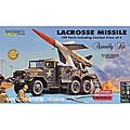 Lacross Missile -- Plastic Model Military Vehicle Kit -- 1/32 Scale -- #857824