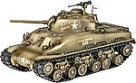 M-4 Sherman Tank -- Plastic Model Military Vehicle Kit -- 1/35 Scale -- #857864