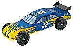 Stock Car Trophy Series Kit -- Pinewood Derby Car -- #y8643