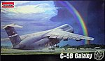 1/144 C5B Galaxy Military Transport Aircraft
