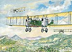 Gotha G.II/G.III -- Plastic Model Airplane Kit -- 1/72 Scale -- #rd0002