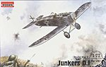 Junkers D.I -- Plastic Model Airplane Kit -- 1/72 Scale -- #rd0041