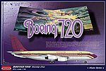 Boeing 720 Starship One -- Plastic Model Airplane Kit -- 1/144 Scale -- #rd0314