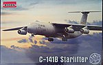 Lockheed C-141B Starlifter -- Plastic Model Airplane Kit -- 1/144 Scale -- #rd0325