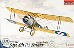 Sopwith 1 1/2 Strutter Single Seat Bomber -- Plastic Model Airplane Kit -- 1/48 Scale -- #rd0404