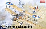 DeHavilland DH-2 -- Plastic Model Airplane Kit -- 1/32 Scale -- #rd0612