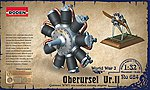Oberursel Ur.II Engine -- Plastic Model Engine Kit -- 1/32 Scale -- #rd0624